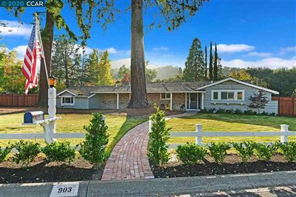 Photo of 903 Forest Ln, ALAMO, CA 94507