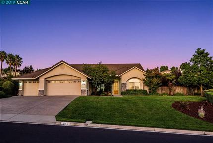 Photo of 540 Hillrise Pl, WALNUT CREEK, CA 94598