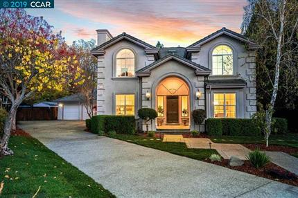 Photo of 722 Anderson Ranch Ct, ALAMO, CA 94507