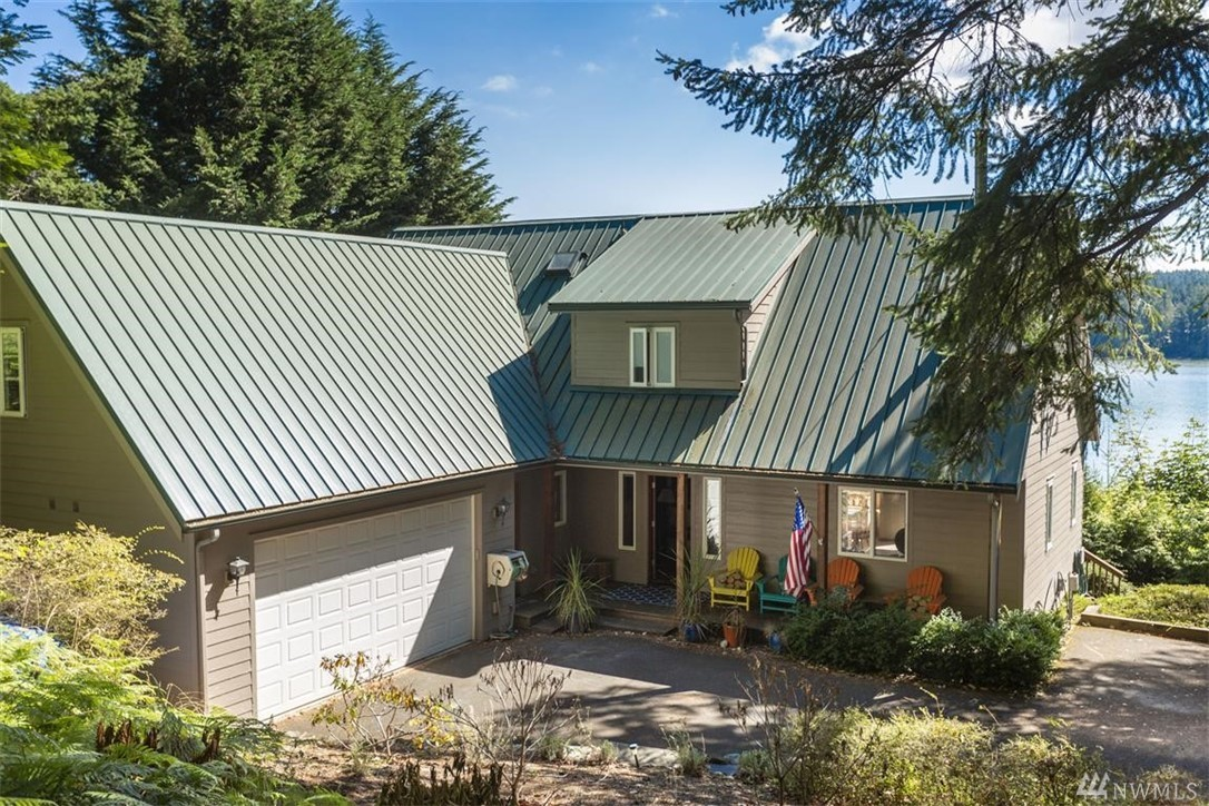 Photo of 521 White Point Rd, San Juan Island, WA 98250